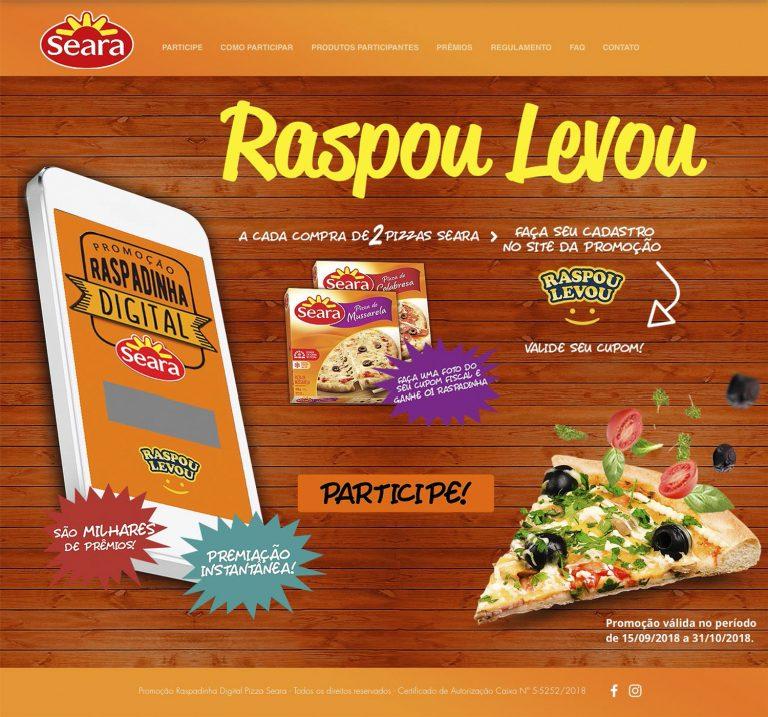 Seara Raspou Levou